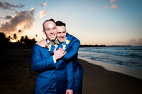 Brian Roberts & Ted Frost Destination Wedding